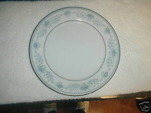 NORITAKE-BLUE-HILL-BREAD-AND-BUTTER-PLATE