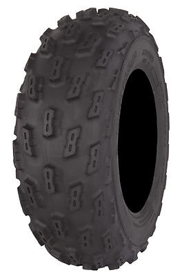 (2) 21 X 7 X 10 Front Tires Predator 500 Outlaw 450 525 Dunlop Kt391