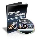 Flipping Websites Videos on CD