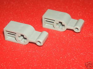 Lego-Technic-Transmission-Gear-Changeover-Catch-w-axle-hole-Light-Grey