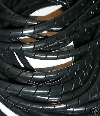 6.5mm ENVOLTURA ESPIRAL ORGANIZADOR CABLES 2 m LONGITUD