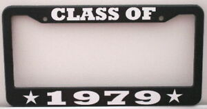 CLASS-OF-1979-LICENSE-PLATE-FRAME-FITS-CAMARO-TRANS-AM