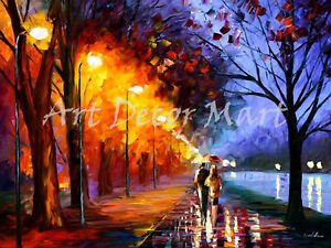034-Rainy-Night-Walk-034-CANVAS-GICLEE-WALL-ART