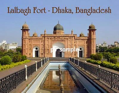 Bangladesh - DHAKA - Lalbagh Fort - Fridge Magnet