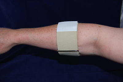 SPORTS TENNIS ELASTIC ELBOW/ARM WRAP BAND SUPPORT BRACE Made in USA
