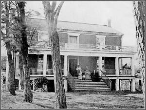 Photo-Civil-War-McLean-House-Where-Lee-Surrendered-1865