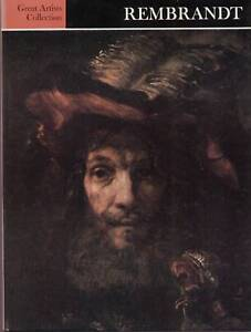 Rembrandt  Great Artists Collection  hb