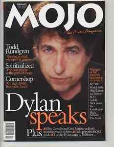 Bob-Dylan-Todd-Rundgren-Byrds-MOJO-Magazine-51-1998
