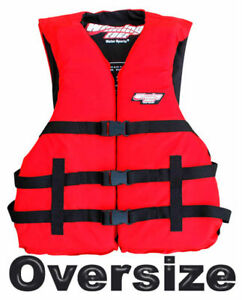 Deluxe-Universal-Adult-Oversize-Life-Vest-PFD-Ski-Jacket-XXL-2XL-3XL-4XL