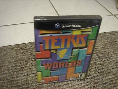 Tetris Worlds (game Cube, 2002)