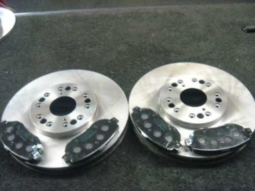 FOR LEXUS IS200 GS430 GS300 FRONT BRAKE DISCS BRAKE PADS