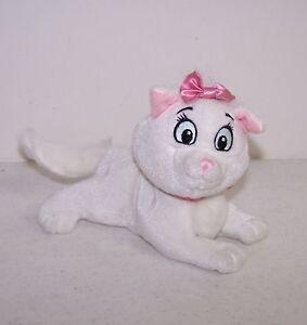 Bean-Plush-6-Disney-Mattel-Star-Bean-Marie-The-Cat