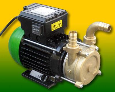 Selbstansaugende Pumpe für Öle, Wasser und Meerwasser