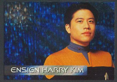 Star Trek Voyager Season 1 S1 Spectra Kim S6