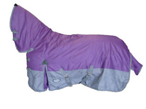 600D-PURPLE-GREY-300G-WINTER-STABLE-HORSE-COMBO-RUG-5-9