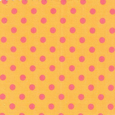 polyester cotton blend clothes fabric 5mm polka dot white black pink red 44 w ebay. Black Bedroom Furniture Sets. Home Design Ideas