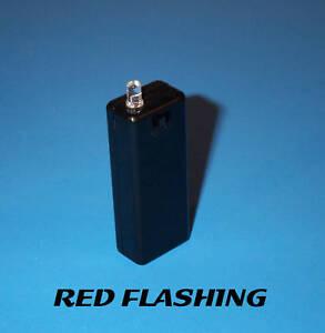 FAKE-CAR-ALARM-LED-LIGHT-RED-BLINKING-AAA-BATTERY