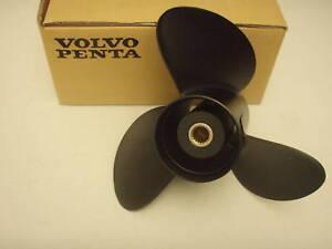 Volvo-Penta-New-OEM-SX-Stern-Drive-Propeller-14-25x21-Prop-3817469-14-1-4