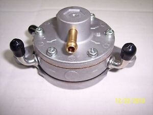 NEW-MIKUNI-FUEL-PUMP-DF52-73-DOUBLE-OUTLET-RACING-KART