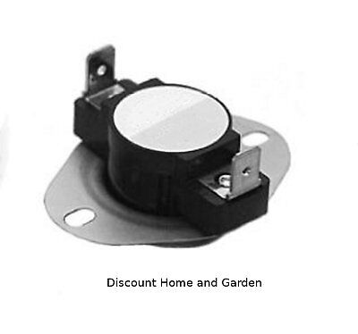 Gas Fireplace or Stove Limit Spill Switch L190-40F Opens Temperature Rise