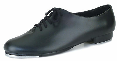 Value Tapper Oxford Tap Shoe Adult Sizes Black
