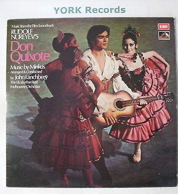 CSD 3749 - DON QUIXOTE - OST - Excellent Con LP Record