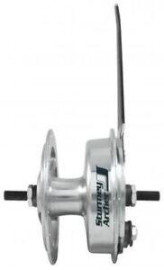 Sturmey-Archer-Alu-Front-Summit-Hub-with-70mm-Drum-Brake-X-FD