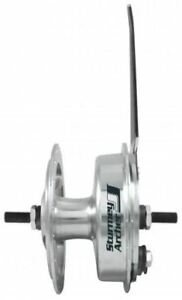 Sturmey-Archer-Alu-Front-034-Summit-034-Hub-with-70mm-Drum-Brake-X-FD
