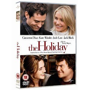 The Holiday  -  DVD Cameron Diaz     New & Sealed