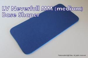 BASE SHAPER LINER MADE FOR NEVERFULL MM MEDIUM SIZE HANDBAG IN Blue