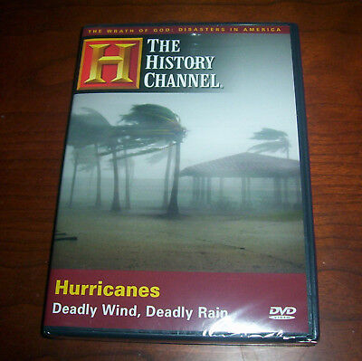 Hurricanes Hurricane Storms Storm Disaster Weather Disasters History Channel Dvd