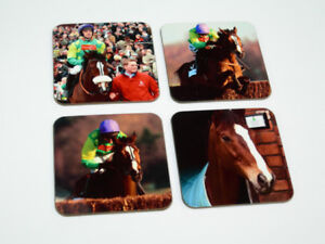 Kauto Star Horse Racing Legend COASTER Set