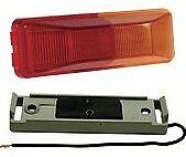 DUAL-RED-AMBER-TRAILER-FENDER-CLEARENCE-MARKER-LIGHTS-R
