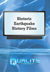 Historic Earthquake History Films -Vintage Earth Quake Damage Videos w/ Seismology, Geophysics, 1906 San Francisco Quakes  Other Major California Richter Scale Natural Disasters (DVD, 2005)