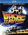 Back to the Future: 25th Anniversary Trilogy (Blu-ray Disc, 2010, 6-Disc Set, UK Anniversary Tin)