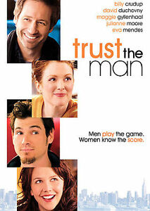 Trust-the-Man-DVD-2007-Dual-Side-OOP-LN-WITH-INSERT