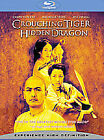 Crouching Tiger Hidden Dragon (Blu-ray, 2012)