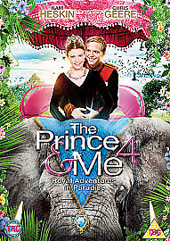 The-Prince-and-Me-4-DVD-Excellent-DVD-Frank-DeMartini-Natalie-Lorence-Joe