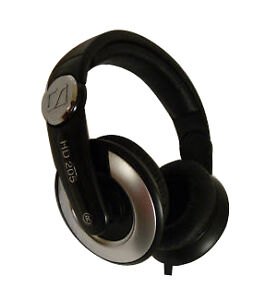 Sennheiser HD 205 Headband Headphones - Black for sale online  44506581bcf62