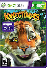 Xbox-360-Kinectimals-New-Way-to-Play-with-Animals-Brand-New