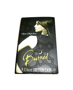 Burned House of Night By P C Cast Kristin Castin Used but Good condition - Bedford, United Kingdom - Burned House of Night By P C Cast Kristin Castin Used but Good condition - Bedford, United Kingdom