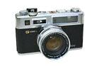 Yashica Rangefinder Film Cameras with Timer