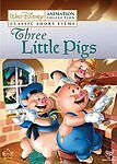 Disney-Classic-Short-Films-Three-Little-Pigs-DVD-2009-NEW-Free-Ship-Canada
