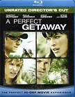 A Perfect Getaway (Blu-ray Disc, 2009, Unrated/Rated Versions)