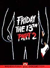Friday-the-13th-Part-2-DVD-1999-1981-film-widescreen-Brand-New-and-Sealed