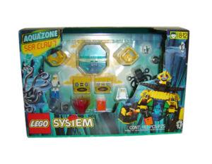 LEGO Aquazone Aquanauts Sea Claw 7 (1822)