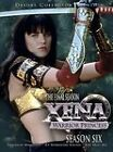 Xena: Warrior Princess - Season Six (DVD, 2005, 10-Disc Set)