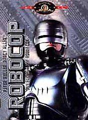 Robocop DVD, ,