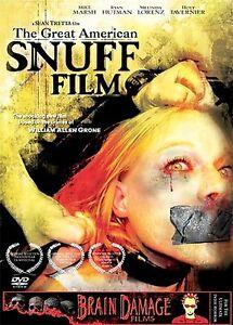The Great American Snuff Film DVD, 2007  - $4.00