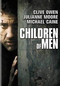 Children of Men (DVD, 2007, Anamorphic Widescreen) - Deutschland - Children of Men (DVD, 2007, Anamorphic Widescreen) - Deutschland